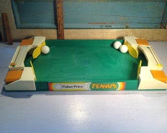 Vintage Fisher Price Tennis 1976