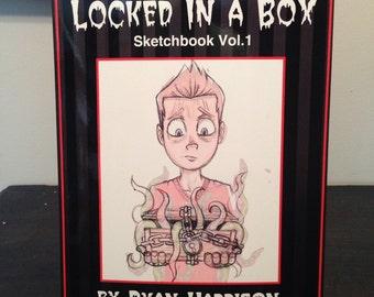 Locked In A Box: Sketchbook Vol.1