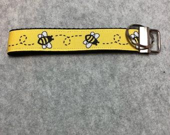 Honeybee Handmade Key Fob Wristlets