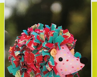 Melly & Me Hollie Hedgehog MM147 Pattern