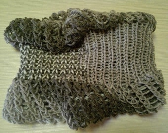 Knitted in shades of Grey