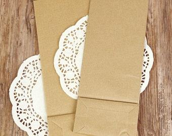 Kraft paper bags (100 pcs)