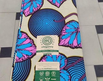 Quality 100% cotton African print