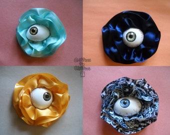 Flower Eye Accessory