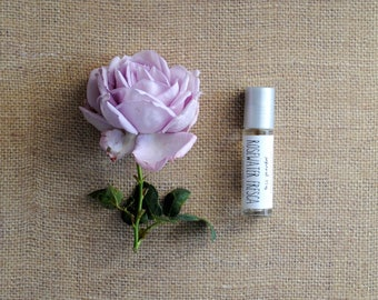 Rosewater Fresca Perfume Oil