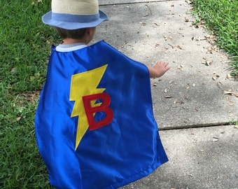 Last Minute Personalized Gift - Quick Ship Superhero Cape - Cape Ships Next Day - Fast Shipping Cape - Last Minute Present