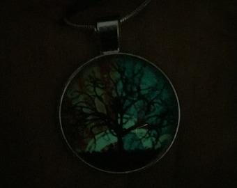 Glow in dark tree of life