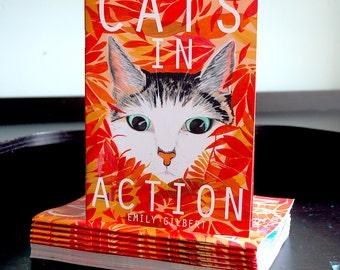 Cats In Action | Zine