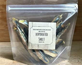 Dehydrated Smelt