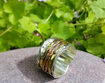 Spinner Rings,Fidget Rings, Worry Rings,Thumb Rings,Meditation Rings, Spinning Rings, Boho Silver Rings,Spin Ring, Festival