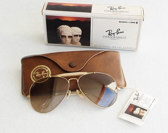 Vintage B&L RAY-BAN Outdoorsman II Ultragrandient 62mm Sunglasses