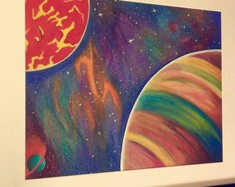Universal space theme