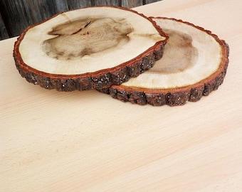 Big Wooden Slices, 8