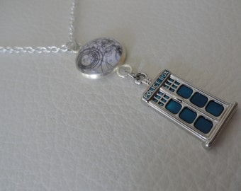 """Doctor Who """"The Doctor"""" Necklace"""