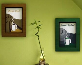 """printable sheets """"Good Morning, Nights"""""""