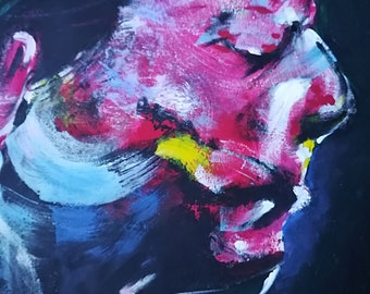 Francis Bacon copy art
