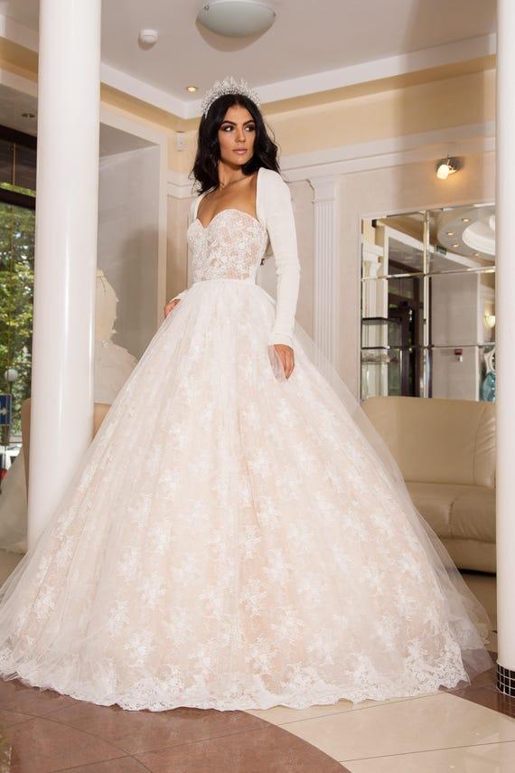 Bridal bolero Bridal Shrug Bridal Cover up Ivory Wedding