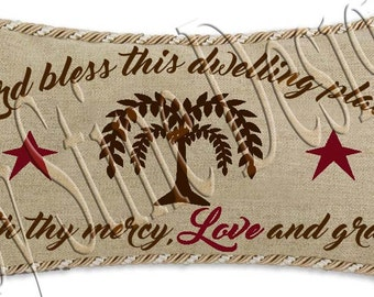 Lord bless this dwelling place SVG,PNG,JPEG