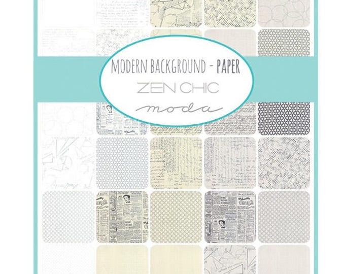 Modern Backgrounds Paper - Layer Cake
