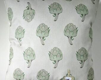 "Cushion Cover in Sophie Allport Artichoke 14"" 16"" 18"" 20"""