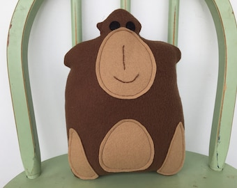 Gorilla Softie Toy, Perfect for Nursery!