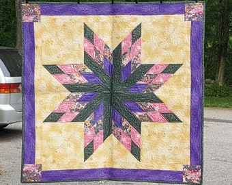 Big One Star Wall Quilt