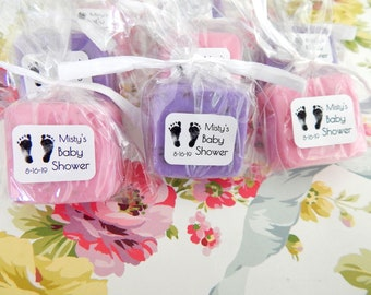 Baby Reveal Favors Baby Shower Favors Girl Soap Party Favor Baby Feet Favor Twins Baby Shower Favors Baby Shower Favors Boy Baby Shower Idea
