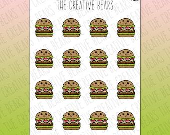 A26 | Food | Yummy Hamburger