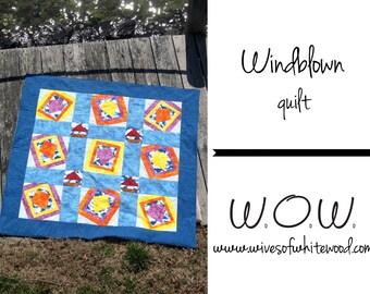 Windblown Quilt