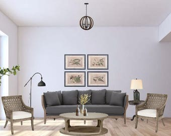 Online Interior Design, Living Room Design, Online Design Service