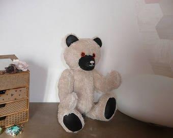 Arthur is a fully articulated collection Teddy bear