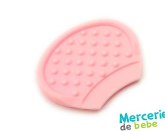 Decorative element pink sewing - B20 - R9