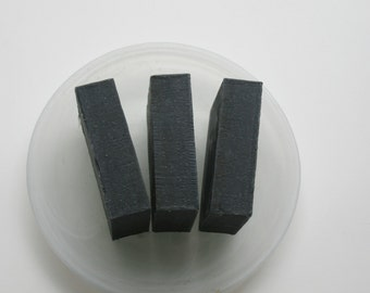 Charcoal Coconut Allergy Soap, Allergen Free Shampoo & Body Bar, No coconut, No Palm