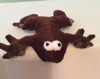 Brown Bumpy Froggy