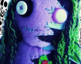 Implings Voody Doo Doll ' Zuul'