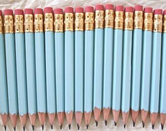 Mini crayons, 18 couleurs au choix