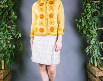 1960s Wool Cardigan