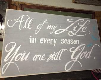 All of my life seasons