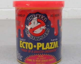 1986 Kenner Real Ghostbusters SEALED Ecto- Plazm