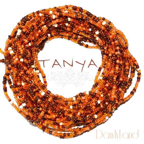 Waist Beads ~Tanya  ~ YourWaistBeads.com