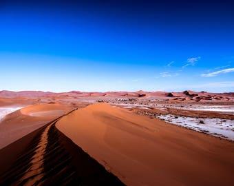 Sand Dune Horizon Melody