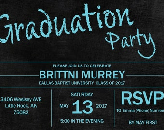 Party Invitation *Digital Copy*