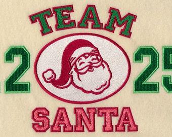 "Holiday ""Team Santa"" Sweatshirt"