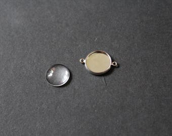 Support Kit with 14 mm glass cabochon connector