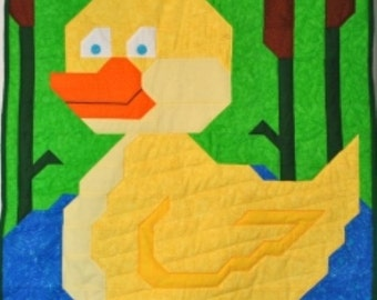 Ducklin Quilt Pattern