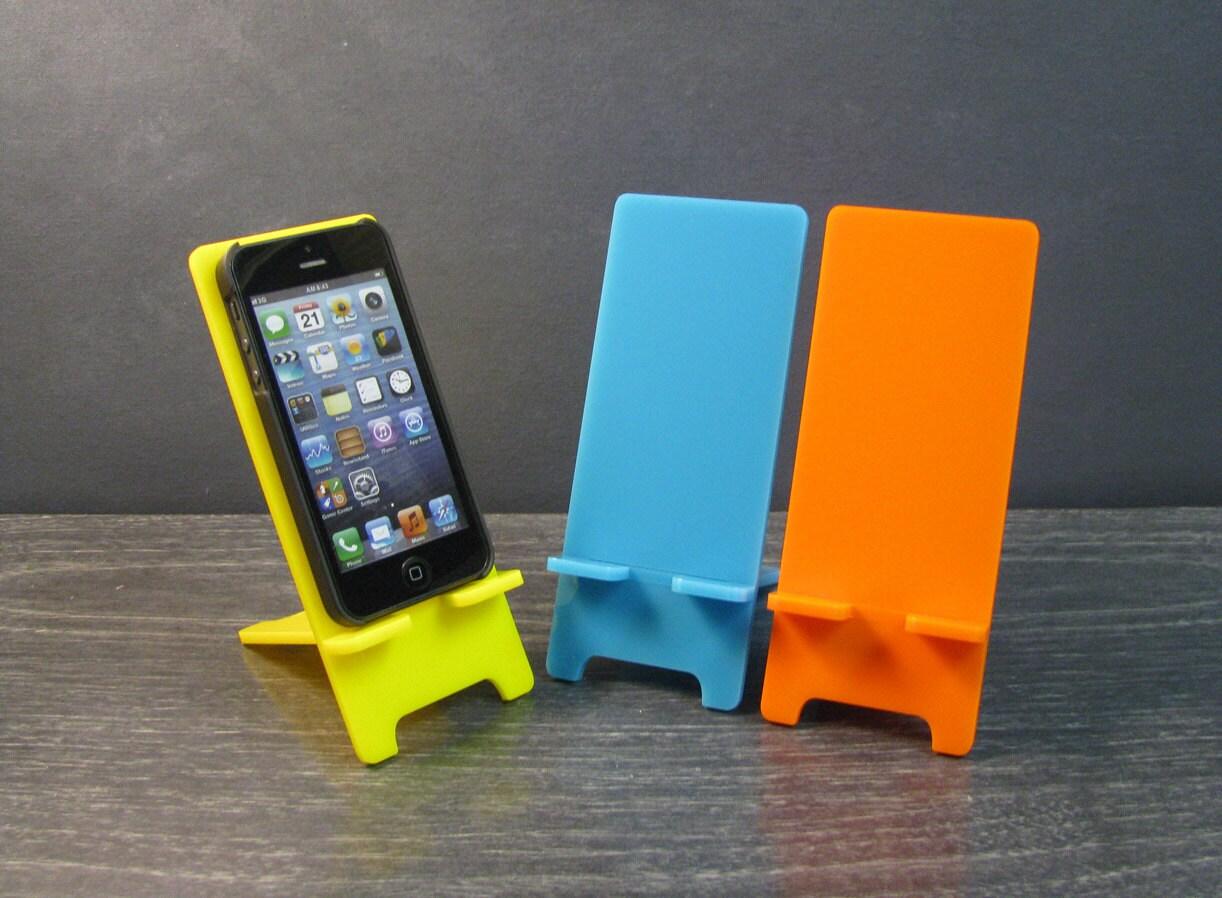 Smart Phone Stand Docking Station Acrylic Dock 5 Sizes 10
