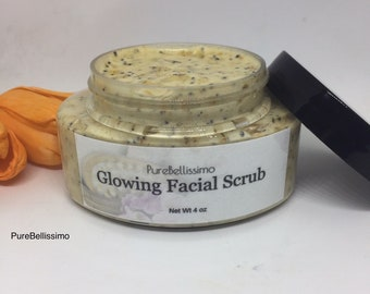 NEW* Glowing Face Scrub