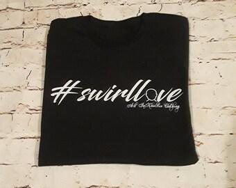 Swirllove - Men's T-shirt
