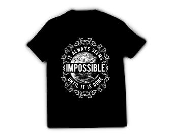 Always Seems Possible Men's T-Shirt (F2)