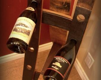 Floor Standing Wine Holder